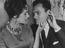 Elizabeth Taylor and Mike Todd, 1957.       This is a fully retouched and clean, publication quality copy of an original