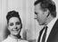 """Elizabeth Taylor and Richard Burton on the film set of """"VIPs"""", 1962.       This is a fully retouched and clean, publication"""