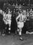 Stanley Matthews returns to Stoke, 1961.       This is a fully retouched and clean, publication quality copy of an original