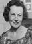 Portrait of Barbara Castle, Labour MP.       This is a fully retouched and clean, publication quality copy of an original