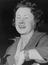 Barbara Castle M.P. at the Labour Women's Conference in Southport, she is this years chair of the Labour Party,
