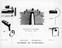 Foucault's pendulum. Illustration of the methods of suspension for Foucault's pendulum, showing methods devised by