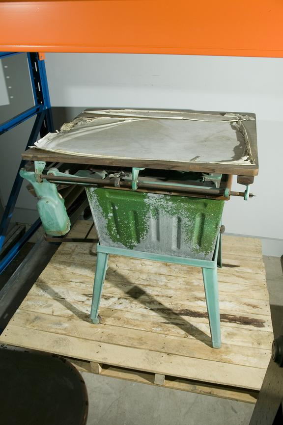 'Pioneer' washing machine.Photographed in Collections Store 3.