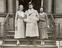 Richard Tauber, Australian Tenor with two ladies, 1932