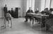 A dance exam taking place in front of uniformed Nazi officers, 21st July 1934