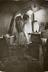 Chorus girl in her dressing room, 28th November, 1933