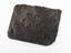 Textile printing block of irregular rectangular shape, boxwood faced design with some use of metal pins; ornate column
