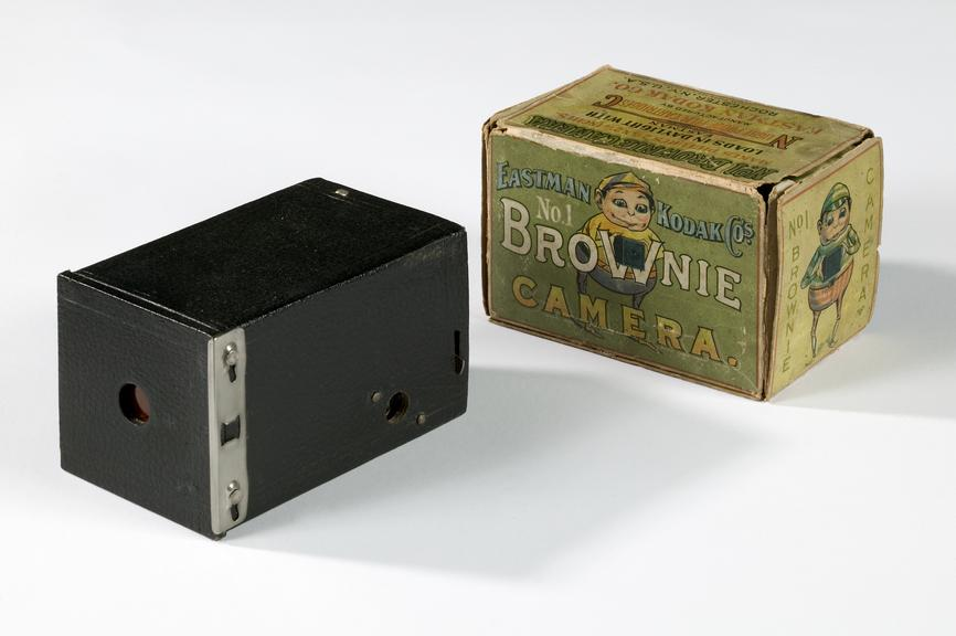 No 1 Brownie Box Camera Science Museum Group Collection
