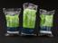 3x reliform conforming bandages in sealed plastic pouches, with green labels, part of medical equipment and tools