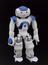 Nao V5 Evolution humanoid robot, created by Aldebaran Robotics, France, c.2016 Aldebaran Robotics Paris