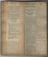 Midland Railway Officer James Gates Notebook. Main section. Pg. 105 & 106