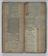 Midland Railway Officer James Gates Notebook. Pg 19 & 20. Back end of notebook.