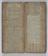 Midland Railway Officer James Gates Notebook. Pg 23 & 24. Back end of notebook.