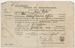 Midland Railway Police Officer James Gates, Notice of Recognizance 23rd April 1919.