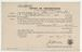 Midland Railway Police Officer James Gates, Notice of Recognizance 23rd April 1917.