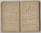 Small Notebook of officer James Gates, Midland Railway Police. Pgs. 25 & 26
