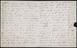 Letter, W.S Curtis, Stockton and Darlington Railway. Back