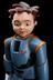 Zeno R25 expressive humanoid robot, created by RoboKind, US, c.2013.