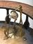 Orrery, c. 1740. This small orrery was made by Thomas Wright of Fleet Street for 'Ladies and Gentlemen rather than
