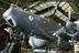 Exterior view of the Avro Shackleton A.E.W.2 reconnaissance aircraft,  Military Service No. WR 960, made by A. V. Roe &