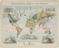 Geographical Diagram: Geological map of the World. Published by James Reynolds, 174 Strand. Drawn and engraved by John