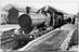 John W Wilson on Taunton Barnstaple Train at Swinbridge.