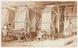 Drawing: Calico printing [Swainson, Birley & Co cotton mill] / Thomas Allom, nd. [c1834].  pencil, pen, sepia and wash,