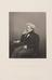 print: engraving: 'Sir John F W Herschel, Bart.' / engraved by D J Pound, from a photograph by Mayall (186-). The