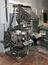Linotype composing machine, Model 48, serial number 15866, 1952-1962.  View of whole object as displayed in Printing
