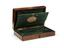 Mahogany case for post mortem set, almost complete, by Charriere of Paris, 1820-1860. The steel instrument set contains