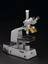 'Immunopan' fluorescence microscope by Reichert, Vienna, Austria, c. 1965. Serial no. 340384, fitted with 4 objective
