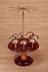 Electrical chimes, 1780s. Electric chimes.  This was made by George Adams, instrument maker to the king, to demonstrate