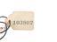 Label for a bottle of medicinal water taken from the hot spring of St. Rock, Bagneres de Bigorre, France, 1928. The