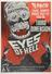 Promotional leaflet for the 1961 film 'Eyes of Terror', aimed at cinema programmers. Single sheet.  Eyes of Hell (aka
