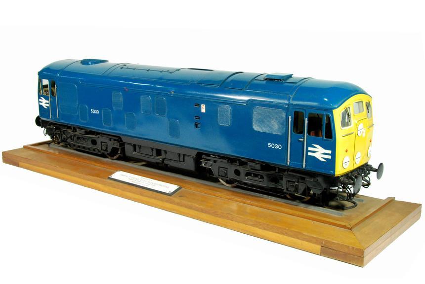 model class 24 locomotive