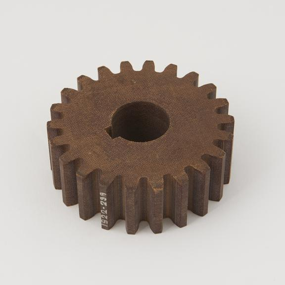 Fabroil A Silent Pinion, 4 diameter x 1 1/2' wide'