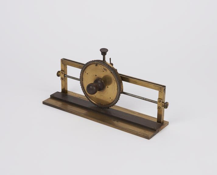 Cox typewriter, c. 1860-1870