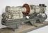 Original Marine Gas Turbine (1947),  by Metropolitan-Vickers.   Serial nos.  A524777; MV37.  Fitted in M.G.B.2009.  3/4
