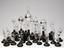 Group of 25 radiometers from 1920-393 to 1920-418, with the exception of 1920-406 (missing). Graduated grey background