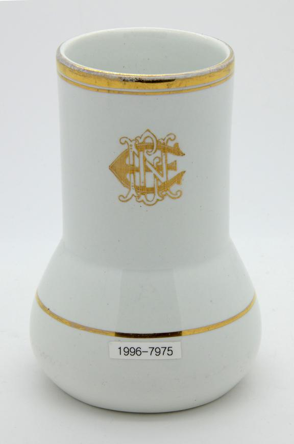 Ceramic vase, London & North Eastern Railway