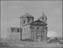 Digital positive of Calotype negative attributed to Calvert Richard Jones, titled 'Ruined Church at Casal Bircircara,