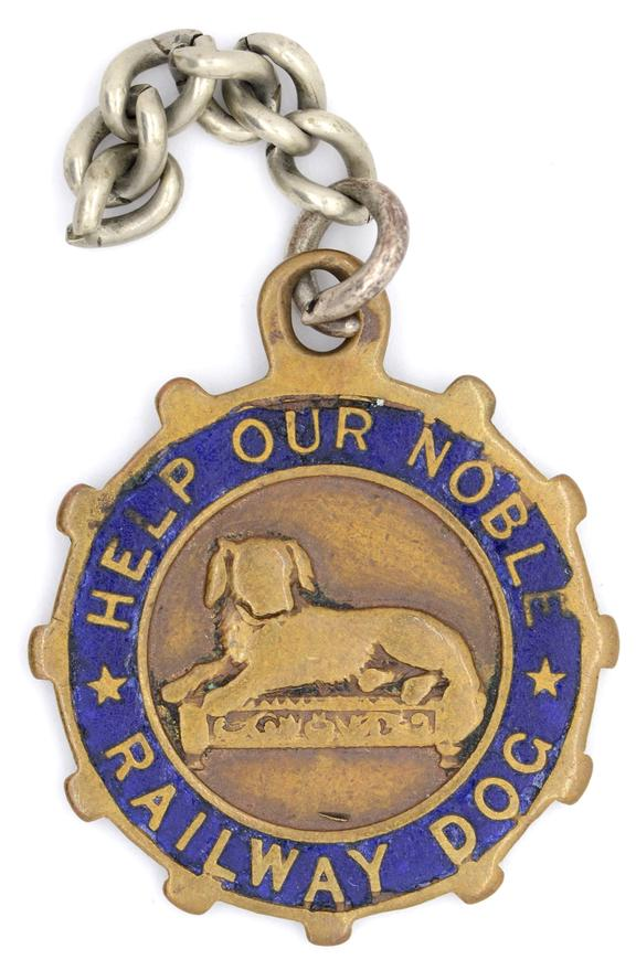 Amalgamated Society of Railway Servants medal