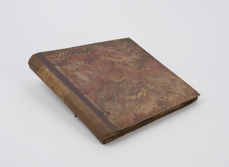 Braille book titled: ?The New Testament, The Gospel According to Saint Matthew?, by Jas. H. Frere, ESQ., United
