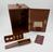 The 'Royal' research microscope with mahogany case, made by W. Watson and Sons Ltd., 313 High Holborn, London, England,