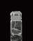 Glass-stoppered bottle containing beryllium, from a collection of specimens of elements bequeathed by Prince Louis