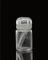 Glass-stoppered bottle containing gallium, from a collection of specimens of elements bequeathed by Prince Louis Lucien