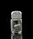 Glass-stoppered bottle containing silver, from a collection of specimens of elements bequeathed by Prince Louis Lucien