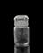 Glass-stoppered bottle containing tantalum, from a collection of specimens of elements bequeathed by Prince Louis