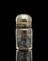 Glass-stoppered bottle containing iodine, from a collection of specimens of elements bequeathed by Prince Louis Lucien