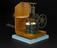 Model of double piston-rod paddle-wheel engine, (Maudslay and Fields patent)